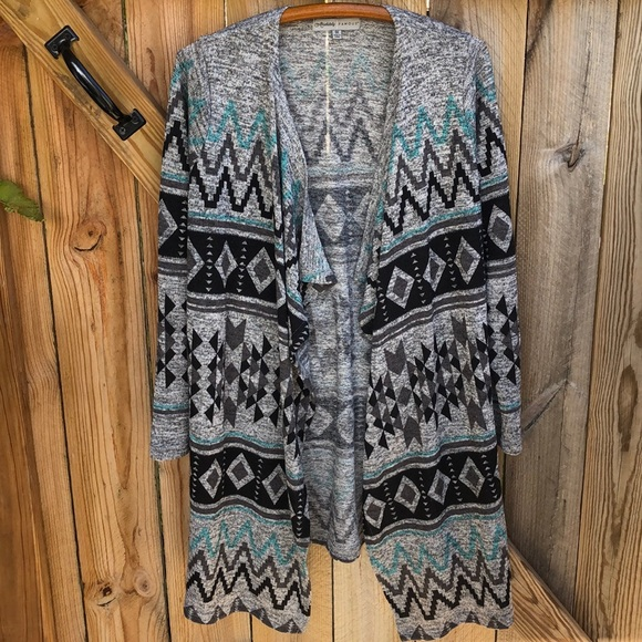 Absolutely Famous Aztec sweater